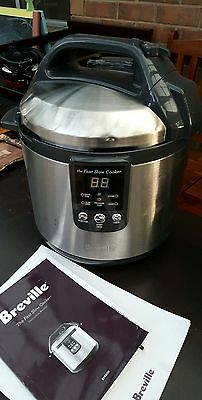 Breville slow cooker like new minimal use Epping vic