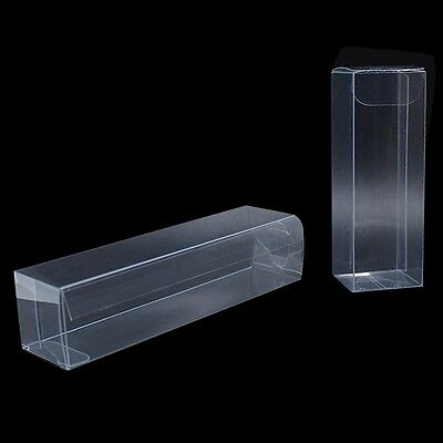 Clear PVC Plastic Folding Packaging Box for Gift Party Favor Candy Chocolate Box