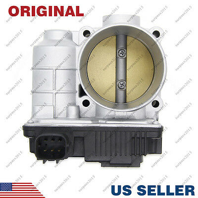 GENUINE OEM Throttle Body 16119AU003 For Nissan Sentra 1.8L ETB0003 SERA57601
