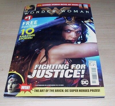 Titan Comics Wonder Woman Issue #1 SUMMER 2017: 10 AMazing Stories