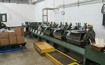 Muller Martini 321 4 Pocket Stitcher