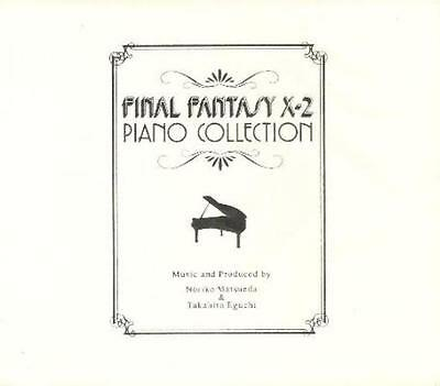 MICA-0191 FINAL FANTASY X-2 : Piano Collections Miya Records CD