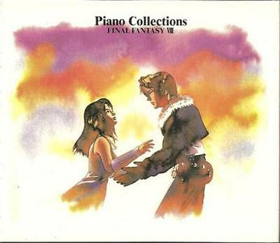 MICA-0276 Final Fantasy VIII: Piano Collections Miya Records CD - Nobuo Uematsu