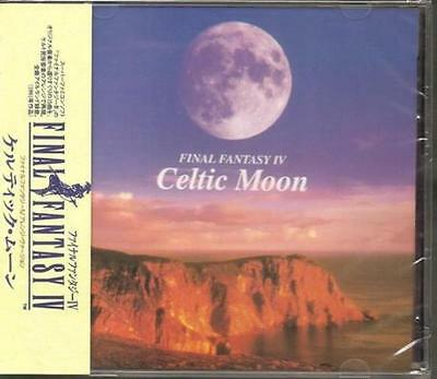 MICA-0388 FINAL FANTASY IV: Celtic Moon Miya Records CD