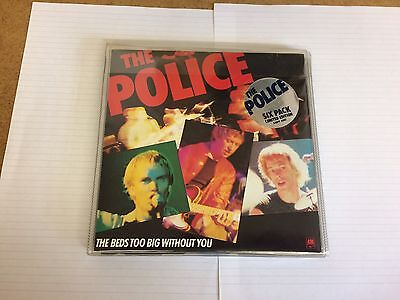 The Police - 6  Pack  Blue Vinyl Limited Edition With Inserts Mint Unplayed Rare