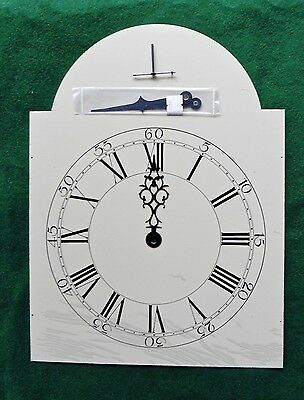 Hermle'  Clock Parts,  Moon Dial and Hands ....new !