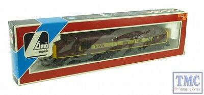 L205173 Lima OO/HO Gauge Class 37401 EWS 'Mary Queen of Scots' (Pre-owned)