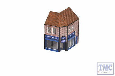 R9845 Hornby OO Gauge The Butcher's Shop - Based on R9829