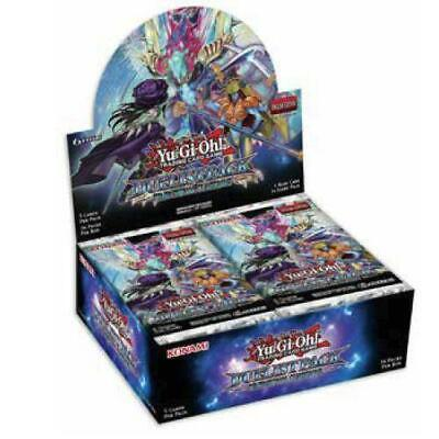 YuGiOh Dimensional Guardians Booster Box 1st Edition English TCG Factory Sealed