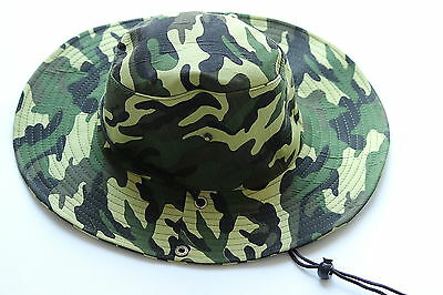 5ccdb08bdc7 NEW WASHED COTTON Fishing Bucket Hat Cap Khaki Size Xl New -  6.29 ...