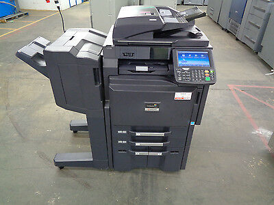 Kyocera TA 3551CI Color Copier Only 276K Prints w/Free Surge Protector -CT