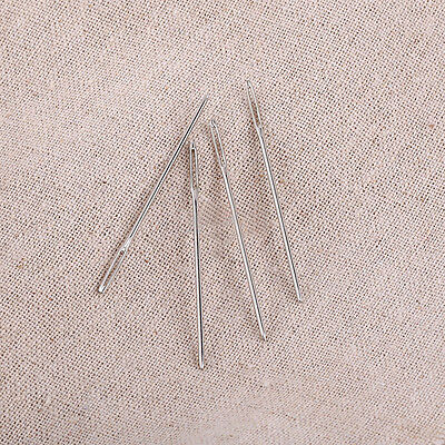 For Threading Embroidery 20pcs Knitters Wool Large-Eye Blunt Needles Sewing Tool