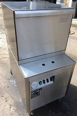 MOYER DIEBEL MD-18 AUTOMATIC Commercial Restaurant S.S Glass/ Dish Washer
