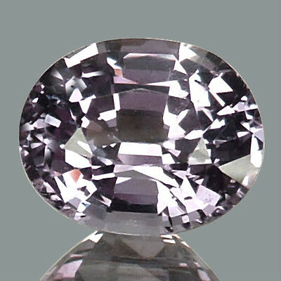 1.82Ct Amazing Quality Excellent Lustrous Natural Unheated Spinel Fine Gem!VDO!