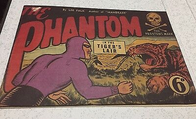 Phantom In The Tiger's Lair 6D
