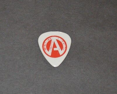 *authentic Atreyu Tour Guitar Pick*