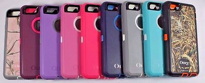 "Authentic OtterBox Defender For iPhone 6 & 6s 4.7"" Protective Phone Case"