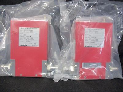 HORIBA SEC-Z13DMV MASS FLOW CONTROLLER N2 100SLM (Lot of 3)