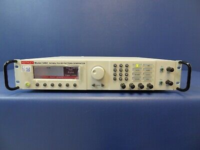 Keithley 3402-F 1mHz to 165MHz Dual-Channel Pulse/Pattern Generator