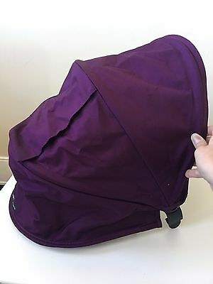 Baby Jogger City Select Replacement Sunshade Canopies-Amethyst