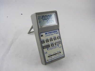 BK Precision LCR ESR 885 High Accuracy Handheld Meter Frequency Level Tester