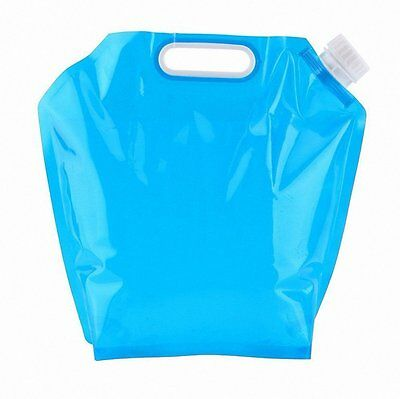 iNeith Folding Drinking Water Container 10L Storage Bag Pouch Collapsible Water