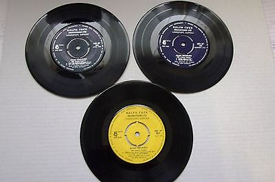 Alan Smethurst The Singing Postman 3 Ep's On Ralph Tuck Promotions Label 1964/65