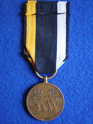 Austria-Hungary: Medal for the Campaign Against Denmark 1864.