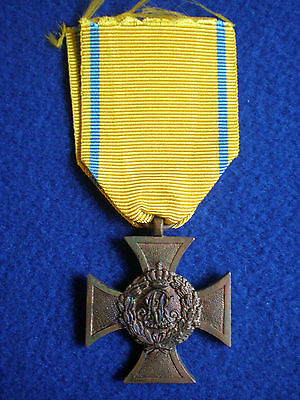 Germany/Saxony: Cross for Field Service in the War with Denmark 1863-1864.