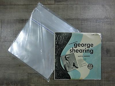 50 pcs 10' Vinyl Outer Sleeves FROG-RECORDS Original Made in Japan AA0015