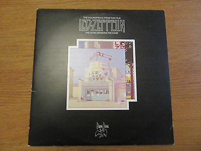 Led Zeppelin - The Song Remains The Same - Vinyl LP