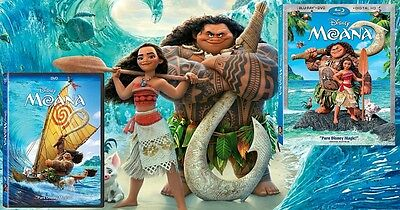 Moana sets sail on a daring mission to save her people. and meets a new friend