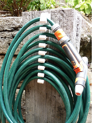 Hang a hose - garden hose hanger, easy to use and FREE POST!