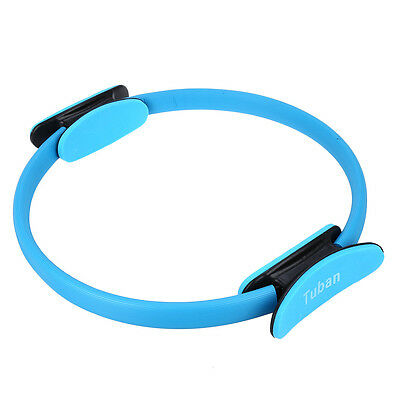 Pilates Ring Magic Blue Circle Weight Circle Yoga Double Handle Gymnastics Sport