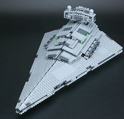 Star Wars The Imperial Super Star Destroyer STARWARS for Lego compatible 75055