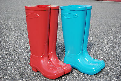 Solid Resin Boot for Decorative Umbrella Stand Size L17''xL11''xW7.5''