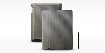 NEW NACM-WAKECTBROW C-IP3F-CTWU-ZZ, COOLERMASTER IPAD 3 WAKEUP BROWN FOLIO .e.