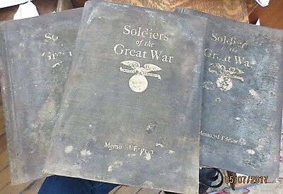 $1000 Set3 1920 20000 Portraits -Soldiers Of The Great War -Americans Lost Life