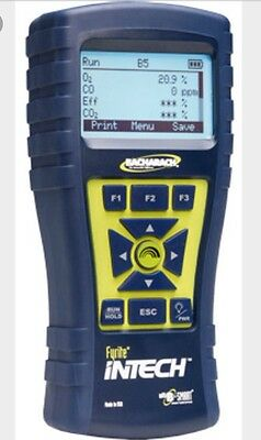 Bacharach Fyrite Intech Combustion Analyzer 0024-7341 New