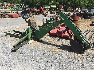 John Deere #8 Backhoe Attachment Sub Frame Mount Fits 950 1050 Low Cost Shipping