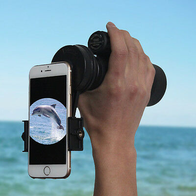 Universal Mobile Phone Camera Adapter for Smartphone Compatible with Binoculars