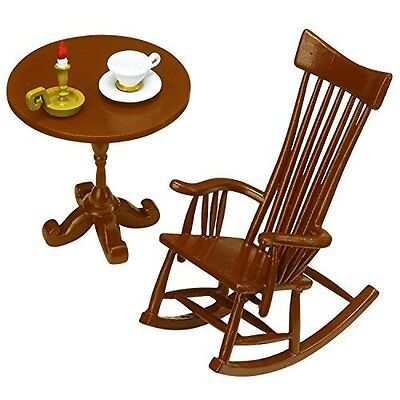 New Pose skeleton accessories Rocking chair set From Japan Free Shipping