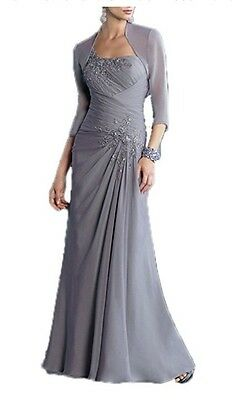 Woman's chiffon mother Of The brides dress With jacket, Size 22/24