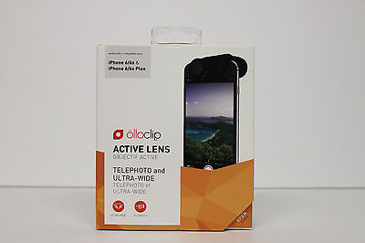 Olloclip ACTIVE LENS iPhone 6/6s & 6/6s Plus - Telephoto and Ultra-Wide