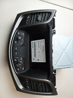Holden Commodore Radio/cd/dvd/sat/tv Cd/dvd Player, Vf, 05/13
