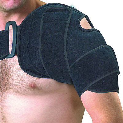 Shoulder Cold Compression Cuff - Cryo Therapy Ice Pack Rehabilitation Swelling