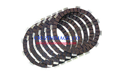 79-83 yamaha XS650 Clutch Plates Set 6 Friction Plates Include CD2242