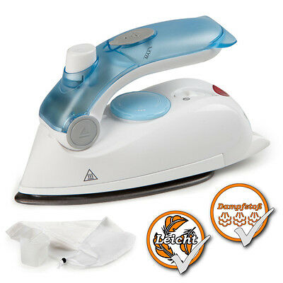 Iron Travel steam iron Germany -Travel iron 110Volt + 220Volt