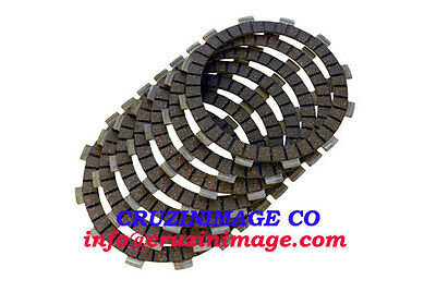 75-79 YAMAHA XS650 CLUTCH PLATE SET 7 Friction Plates Include CD2226