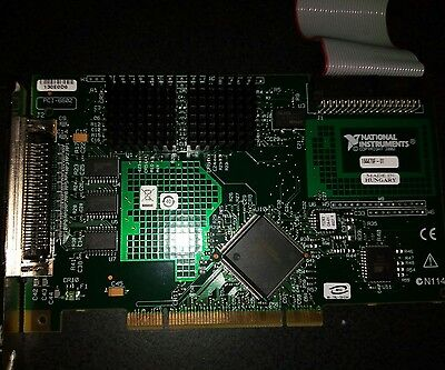 NI PCI-6602 8-Channel 32-Bit Counter/Timer Board, National Instruments *Tested*